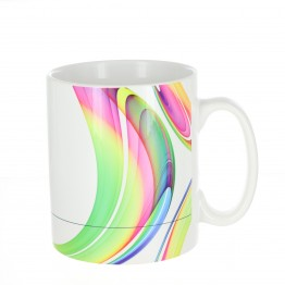 Budget Durham Full Colour Mug