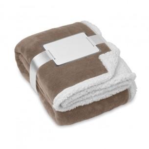 Blanket, Coral Fleece Sherpa