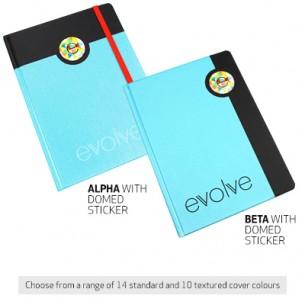 Evolve Fusion A5 Notebook Dome