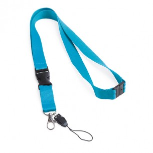 20mm Lanyard with safety lock