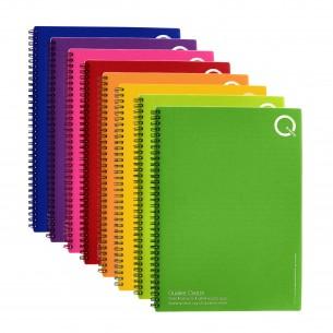 Recycled Polypropylene Notebook A4
