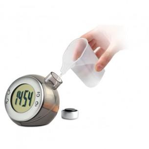 Water Powered Lcd Desk Clock