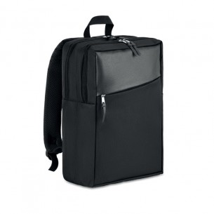 "13"" Slim Square Laptop Backpack"