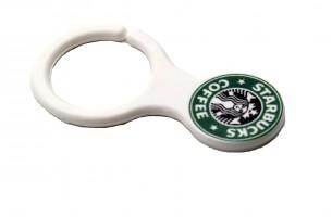 Trolley Clip Keyring