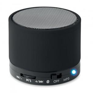 Round Bluetooth Speaker