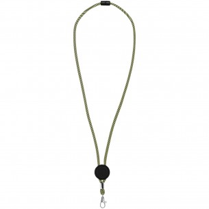 Oxhey two-tone lanyard with adjustable disc