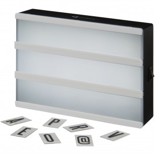 Kelloe Cinema light box