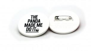 45mm Pin Badge