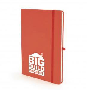 A5 Premium Soft Finish Notebook