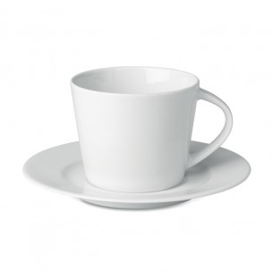 Cappuccino Cup And Saucer