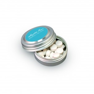 Mini Mints - recycled aluminium pot
