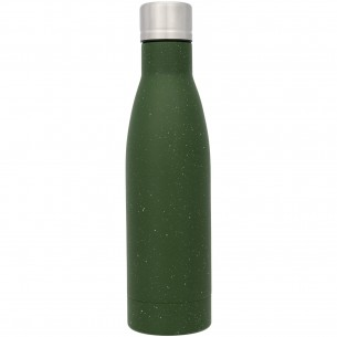 Agnes speckled copper vacuum insulated bottle