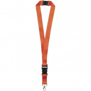 Kitty lanyard with detachable buckle