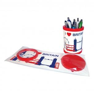 Pen Pot - Round Pen Pot - Flat Pack