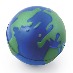 Globe Stress Shape