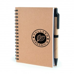 Verno Recycled Notebook