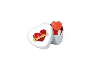 Wedding Heart Tin Haribo