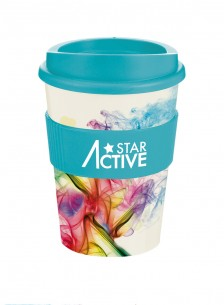 Americano Medio Full Colour Travel Mug