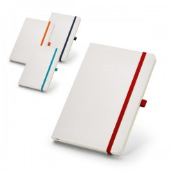 80 sheet white notepad