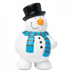 Anti-stress snowman