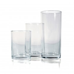 Circ Hi Ball Glasses