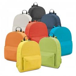 Basic backpack with front pocket