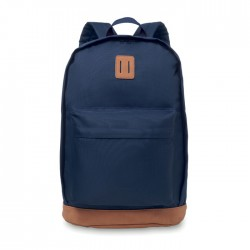 Backpack 1000D With Pu Leather