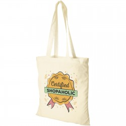 Carolina 3.5oz Cotton Tote Bag