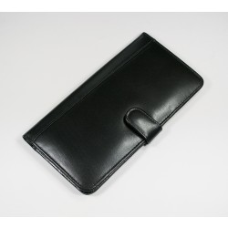 Marylebone Leather Travel Wallet
