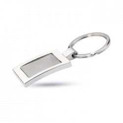 Mica Metal Key Ring