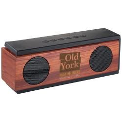 Medwin Wooden Bluetooth Speaker
