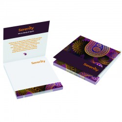 """Sticky-Smart Cover Notes 3""""x 3"""""""
