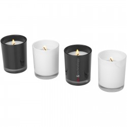 Pierce 4-piece candle set