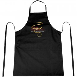 Harris cotton apron