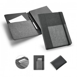 Pessoa Folder with notepad