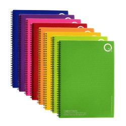 Recycled Polypropylene Notebook A4