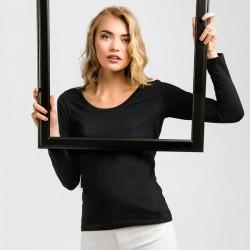 Bucharest Women Womens Long Sleeve T-Shirt Colour