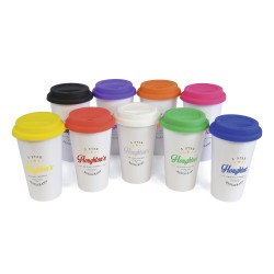 Vardo Plastic Take Out Mug