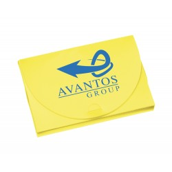 Printed business card holders promotional card holders uk pp business card holder colourmoves