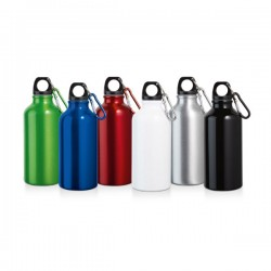 400ml bottle with carabiner