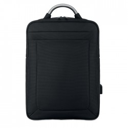 750D polyester laptop backpack