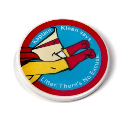 55mm Pin Badge
