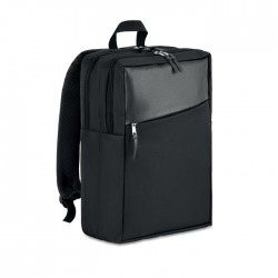 "13"" Slim Square Laptop Backpack"