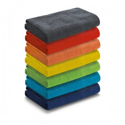 Beach towel microfibre
