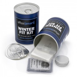 Winter Survival Handy Can Kit