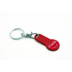 Trolley Stick Keyring
