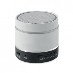 Alvia Bluetooth Speaker With LED Light