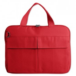 Laptop Carry Bag - Two Front Pockets