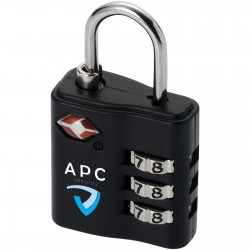 Henrietta TSA luggage lock