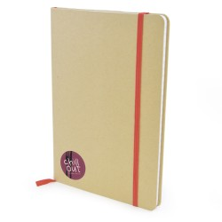 A5 Natural Notebook